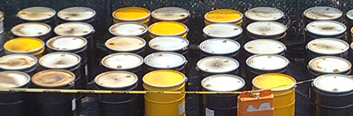 Waste Disposal Drums
