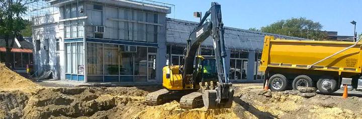 Soil Excavator